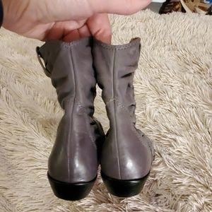 Corso Como Shoes - Beautiful gray Corso Como booties size 6.5